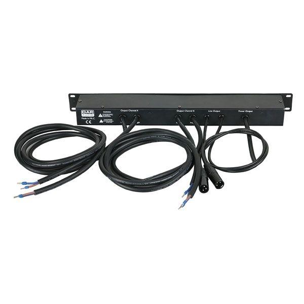DAP D1932B ACU-100 Aansluitpaneel
