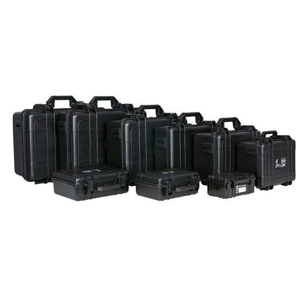 DAP D7160 Daily Case 2 - kunststof koffer - 235x187x95 mm