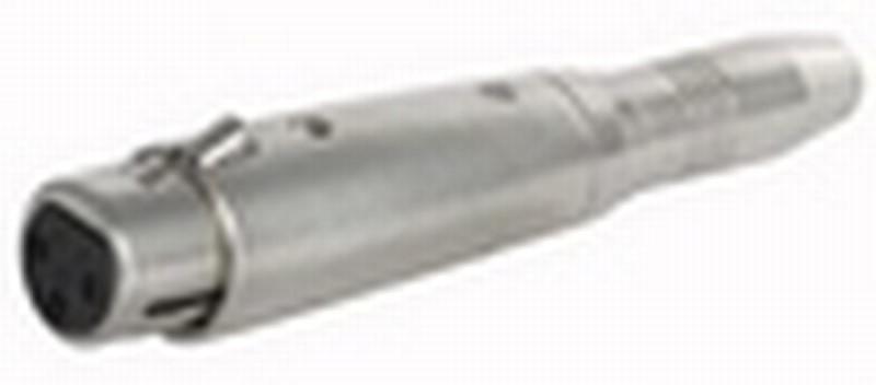DAP FLA22 verloopstekker XLR F. 3p. / Jack stereo F.