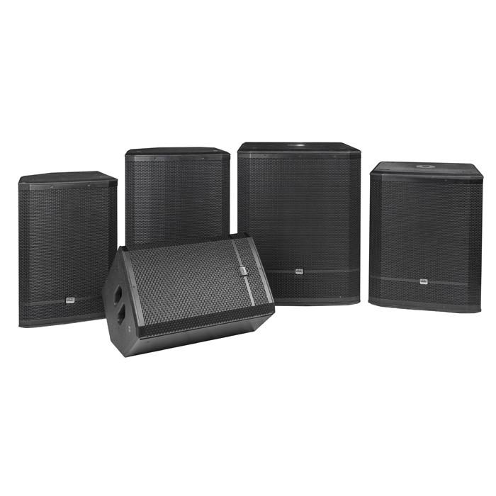 DAP Pure-10 10 inch Passieve full range speaker