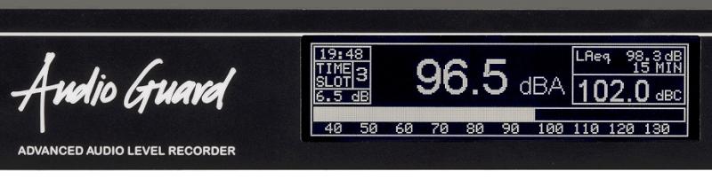 DATEQ SPL-6 Multiband Limiter, recorder, mike, data opslag