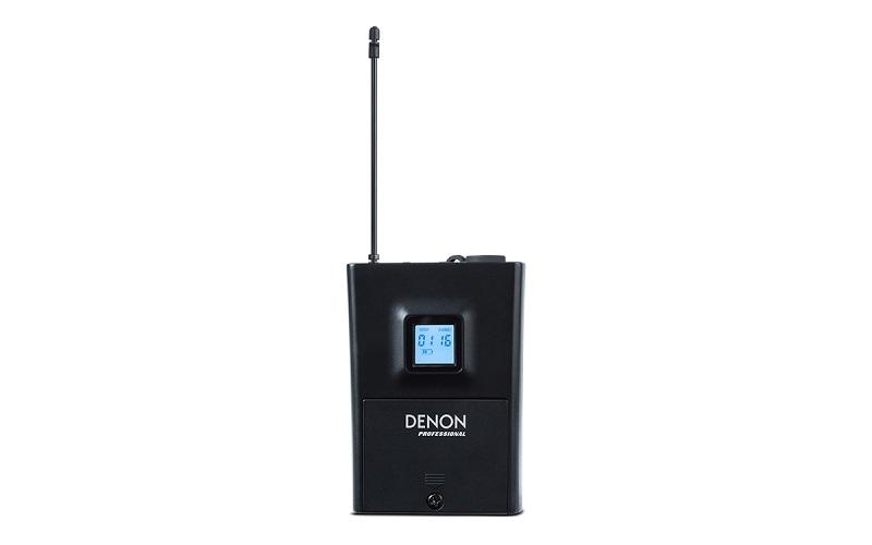DENON Audiocommander - Professioneel Mobile PA Systeem