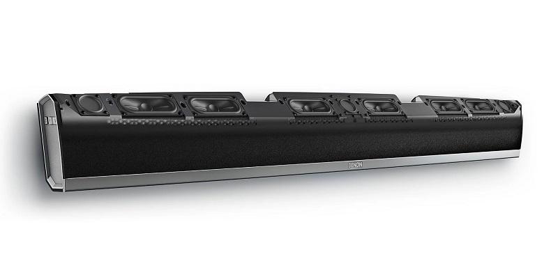 DENON HOME DHT-S716H Draadloze speaker, soundbar