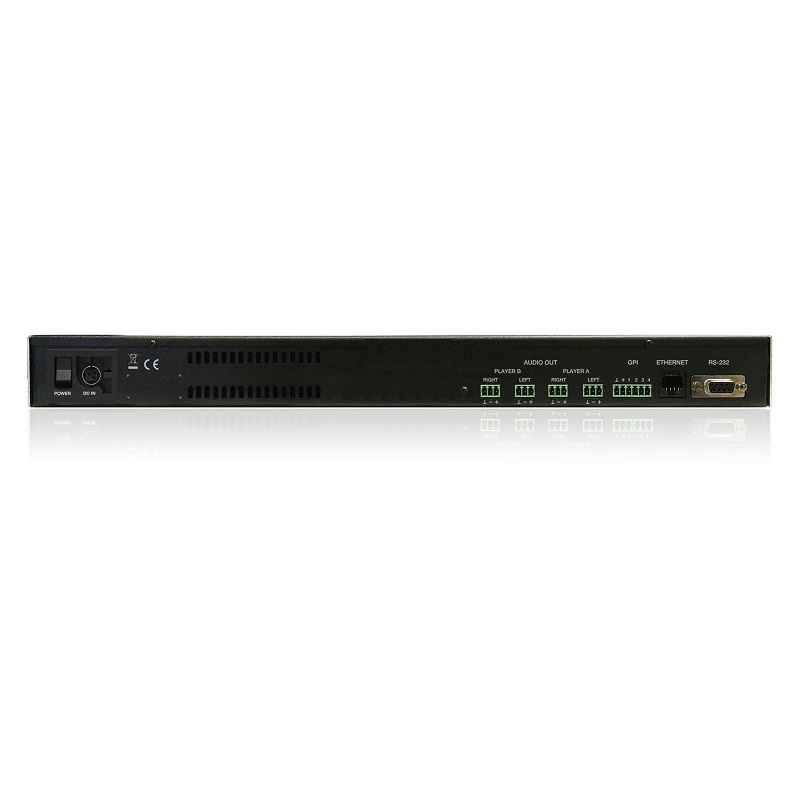 ECLER DUO-NET Audiospeler