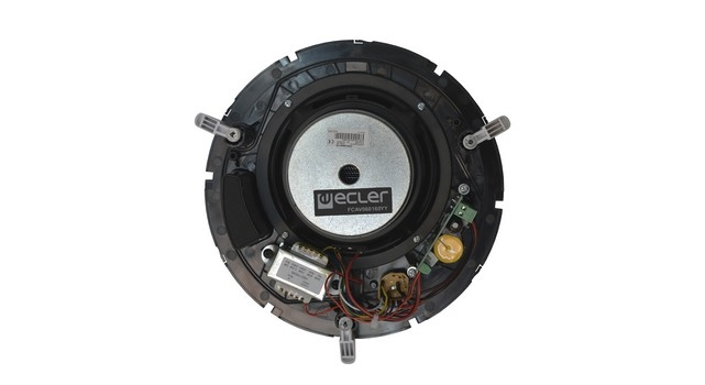 ECLER IC6CLASS-TR Inbouw luidspreker 75W RMS 16Ohm 70V, 100V