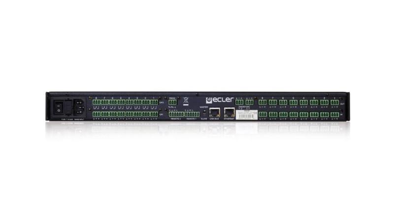 ECLER MIMO88 digitale audiomatrix