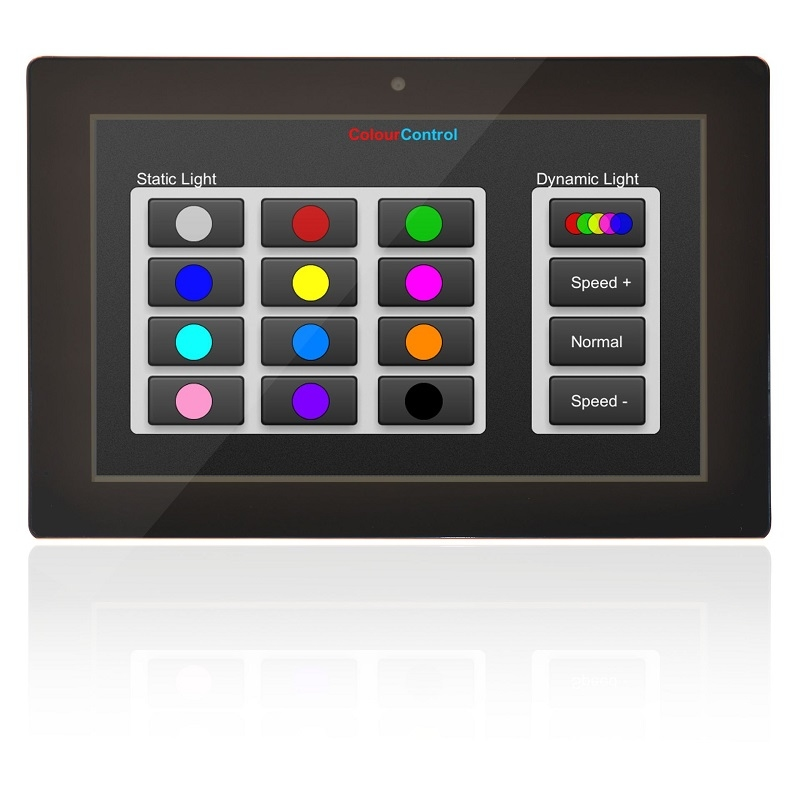 ECLER WPNETTOUCH Programmeerbare Interface Multi Touchpanel