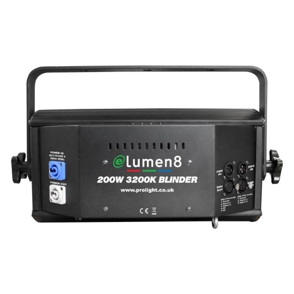 ELUMEN8 200W COB 3200K Blinder
