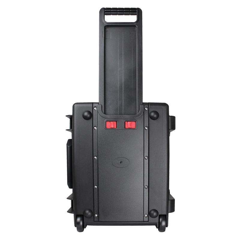 ELUMEN8 ELUM505 Kunststof trolley met plukschuim 260x560x430