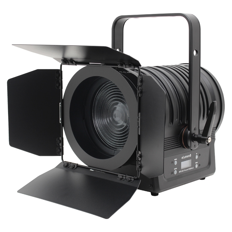 ELUMEN8 MP180 LED full colour Fresnel (RGBALC)