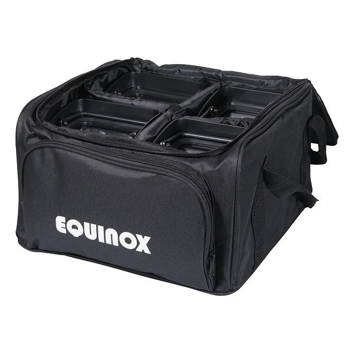EQUINOX Colour Raider Uplighter Pack met accu