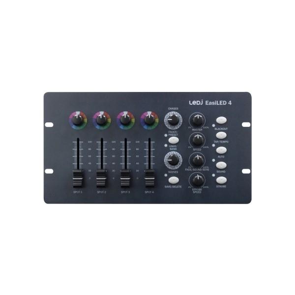 EQUINOX Dubbele Microbar COB System + EasiLED controller set