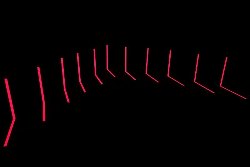 EQUINOX EQLED055 SpectraPix Batten - 224 tri-colour LED