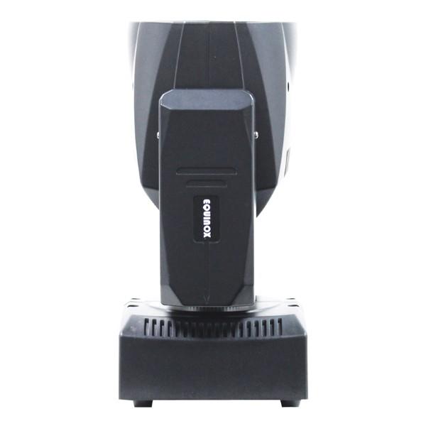 EQUINOX Fusion 120 Zoom 7x 12W RGBW wash movinghead - zwart
