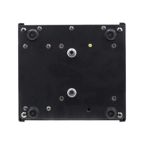 EQUINOX Fusion 120 Zoom Set + Case + Klemmen - zwart