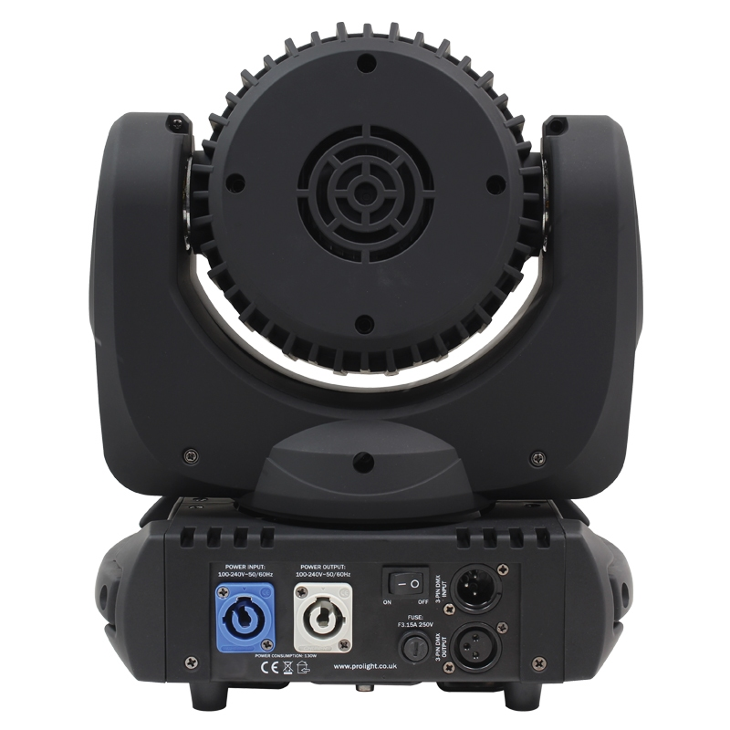 EQUINOX Fusion 140 Wash Moving Head