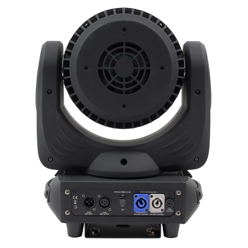 EQUINOX Fusion 260ZR LED Moving Head Wash met zoom