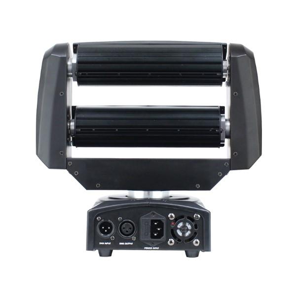 EQUINOX Hot Rod Twinbar movinghead 8x 3W CREE LED