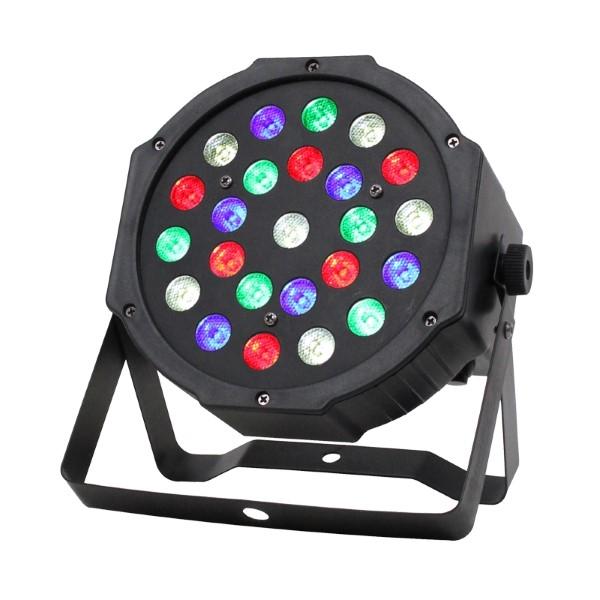 EQUINOX Maxi Batt 24x 1W LEDs Accu PAR