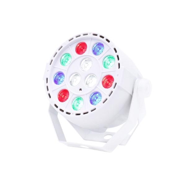 EQUINOX Micro Batt 12x 1W LEDs Accu PAR