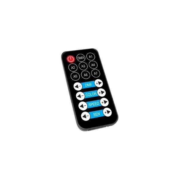 EQUINOX MicroPar Bar Systeem 4x 12x 1W LED