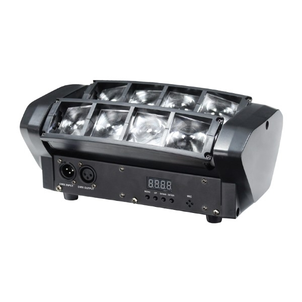 EQUINOX Onyx Twinbar LED beam effect 8x3W