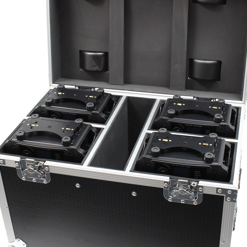 EQUINOX Quad Midas Spot Flight Case (voor 4x Midas spot)
