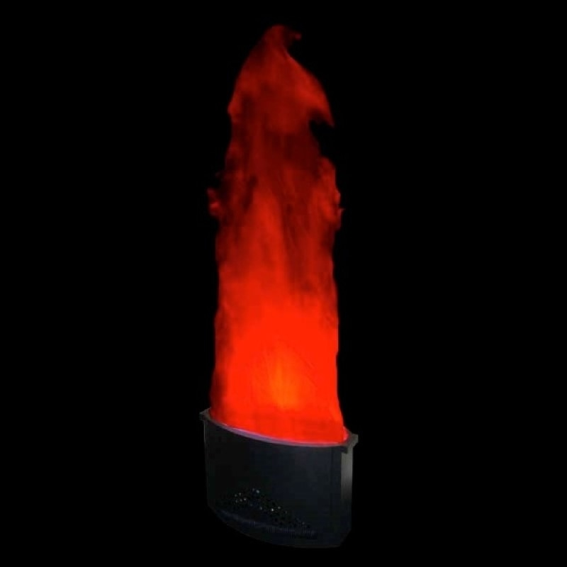EQUINOX RGB LED 1.5m DMX Flame machine