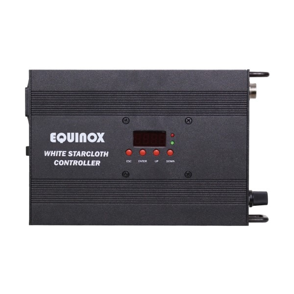 EQUINOX Sterrendoek voor DJ booth system MKII (wit)