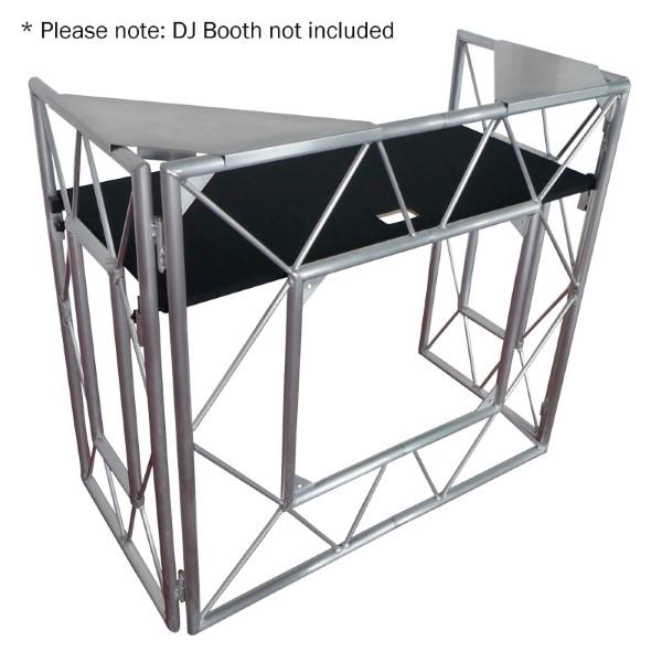 EQUINOX Truss Booth Shelfs