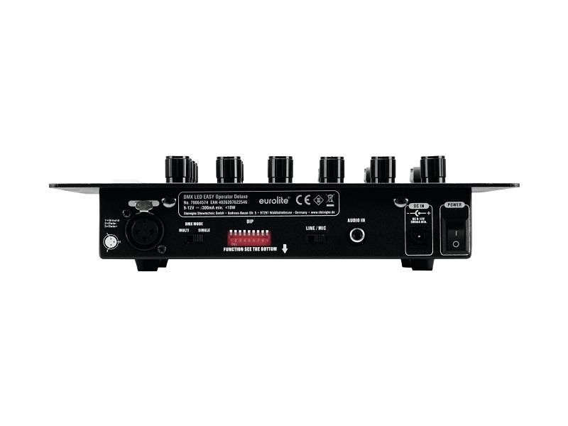 EUROLITE DMX LED Easy Operator Deluxe