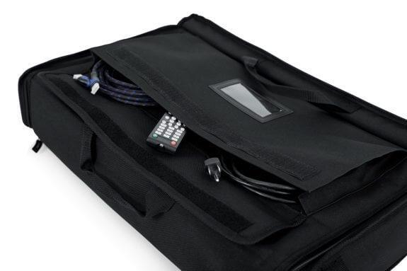 GATOR Transporttas LCD Schermen Gewatteerd Soft Case