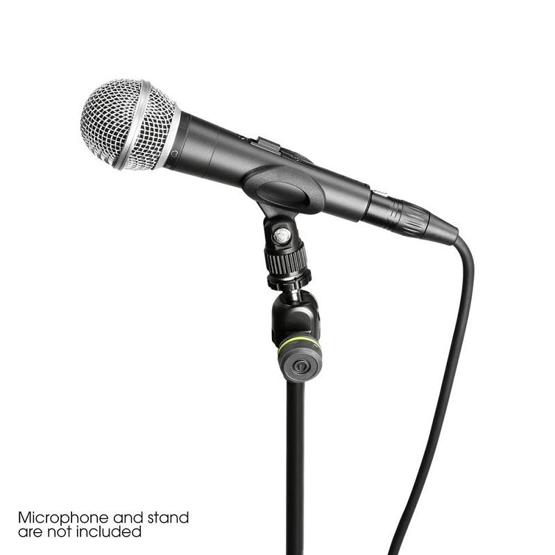 GRAVITY MSQT 1B Microfoonstatief Tiltadapter