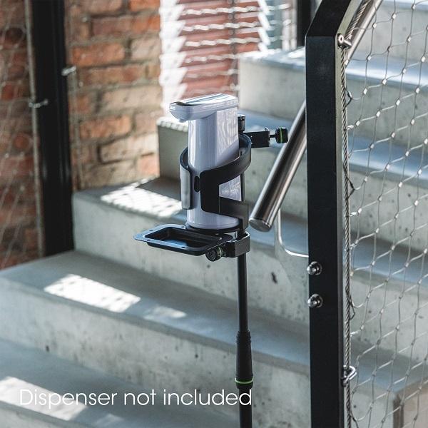GRAVITY XDS SET01 Complete set standaard met houder