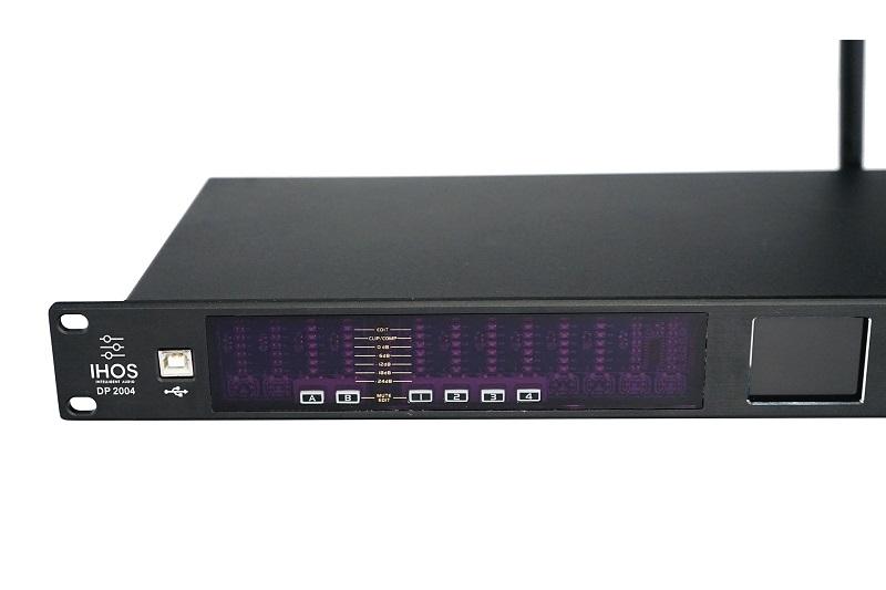 IHOS DP2004 Professionele Audio Processor