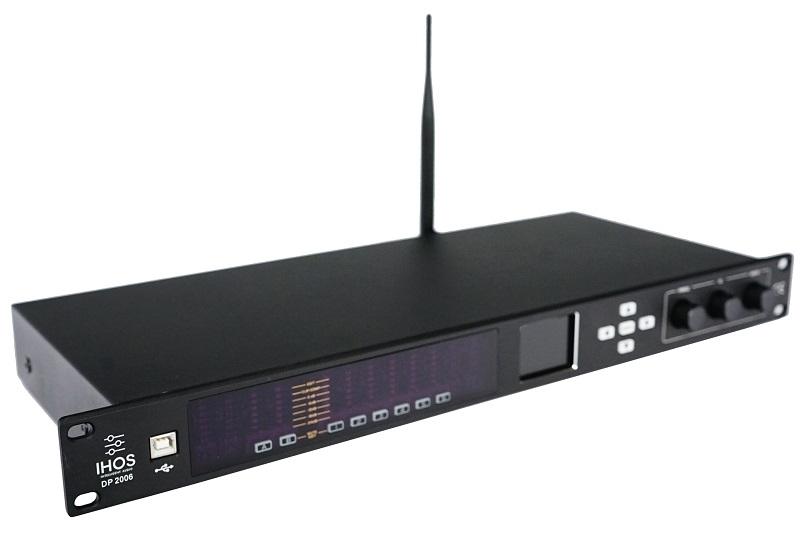 IHOS DP2006 Professionele Audio Processor