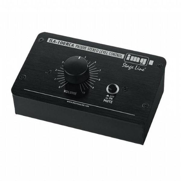 IMG Stage Line ILA-100RCA externe volume regelaar (tulp)
