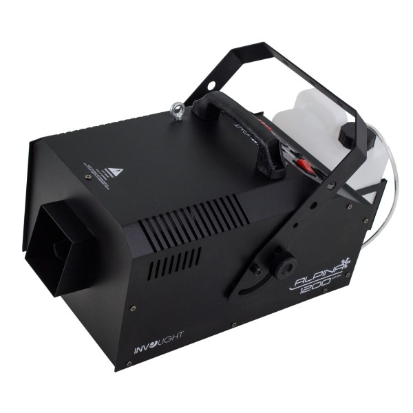 INVOLIGHT Alpina 1200 DMX  Sneeuwmachine