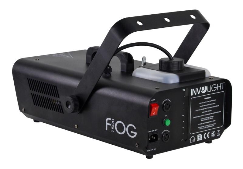 INVOLIGHT FOG 1500 Rook machine