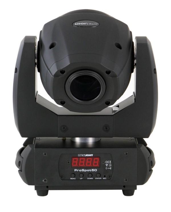 INVOLIGHT PROSPOT 50 50W LED Movinghead