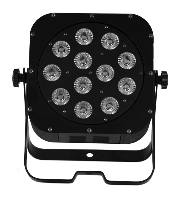 INVOLIGHT SlimPAR126 PRO RGBWA+UV Multichip LED