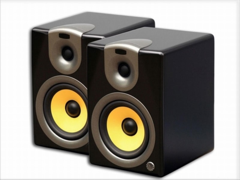 JB SYSTEMS AM50 Actieve Studio Monitor Set 2 x 23W