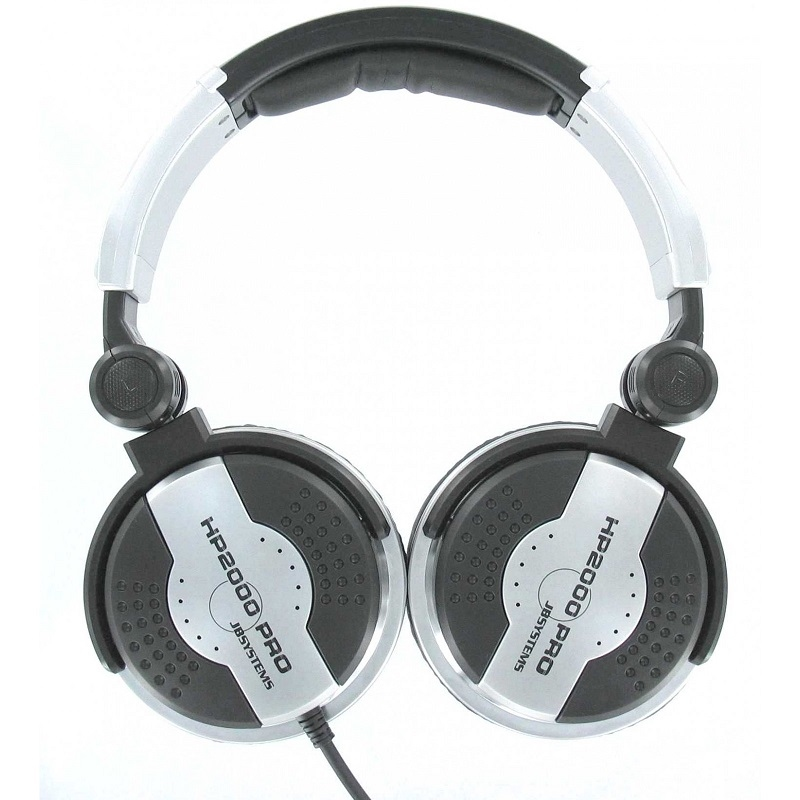 JB SYSTEMS HP2000 Pro koptelefoon