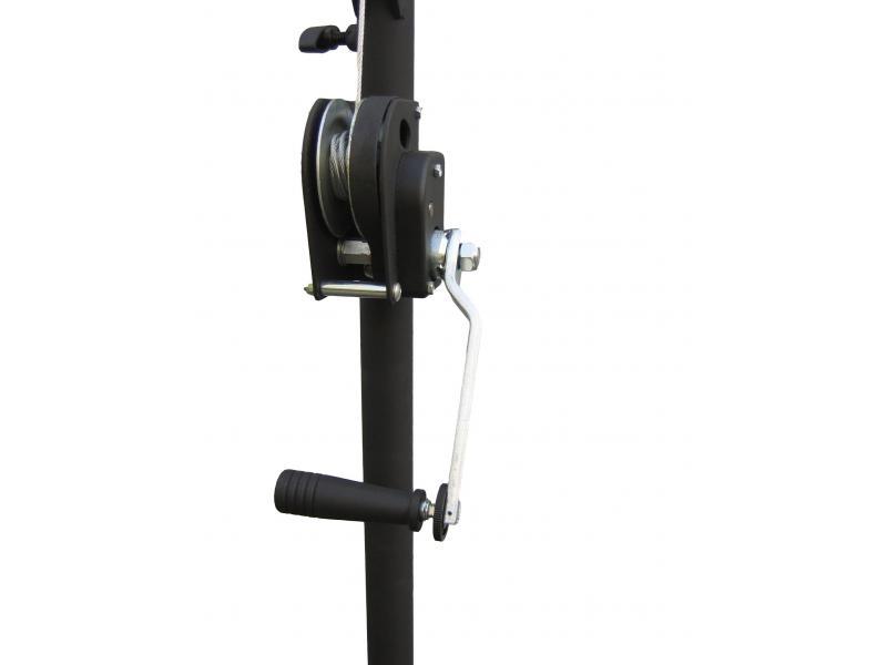 JB SYSTEMS LS-270 windup lichtstatief