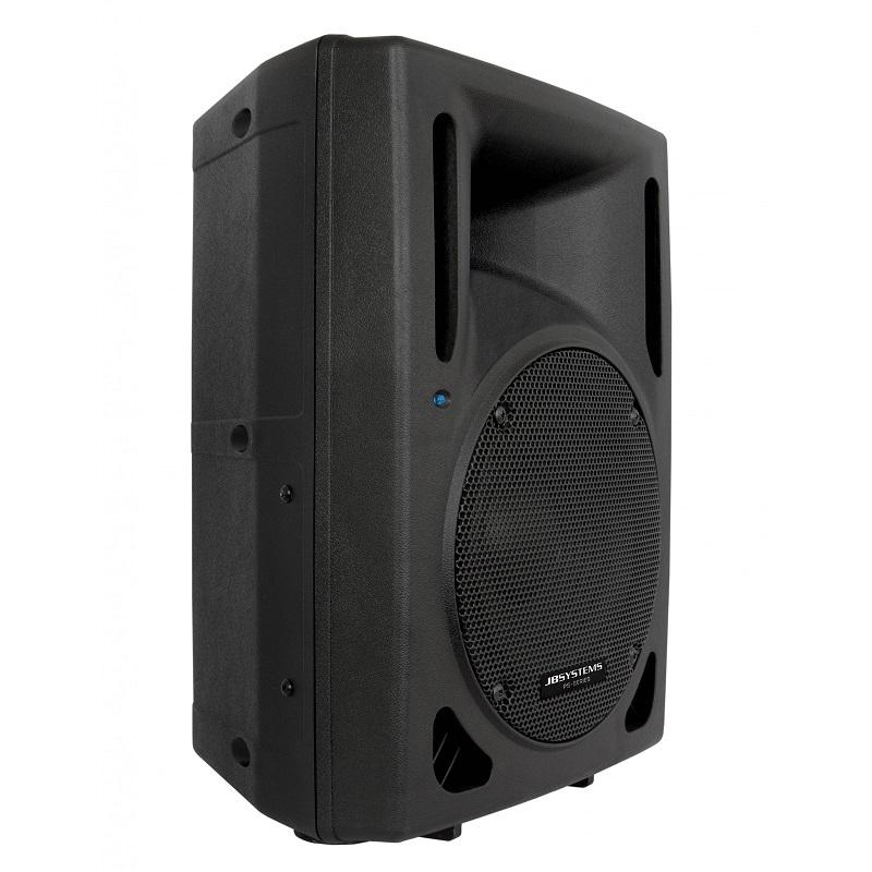 JB SYSTEMS PSA-10 Actieve speaker 10 inch 120W RMS