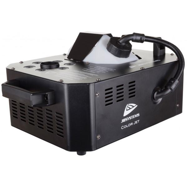 JB SYSTEMSColor Jet Verticale rookmachine met RGB LEDs