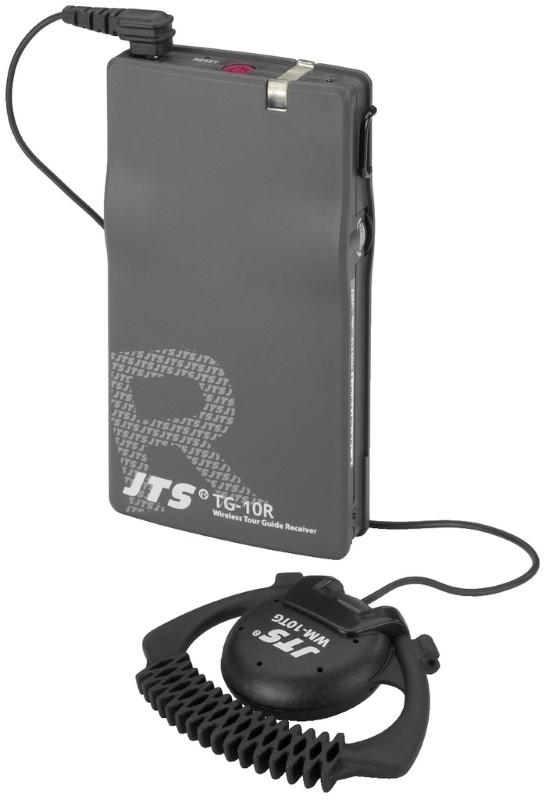 JTS Sportinstructieset TG-10T/1 Zender + TG-10R/1 Ontvanger