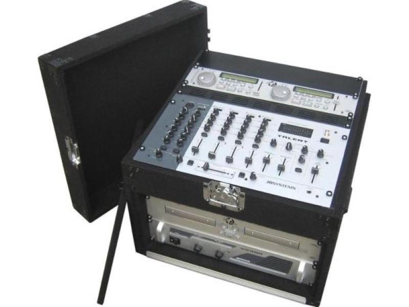 JV-Case Carpet DJ Case
