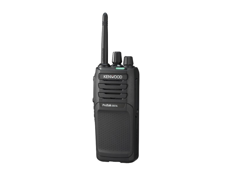 KENWOOD TK-3701D Complete Digitale Portofoon Set (4x)