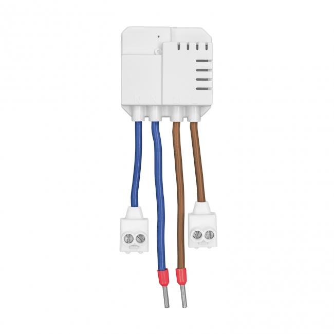 KLIKAAN KLIKUIT AWS-3500S Mini inbouwschakelaar stopcontact